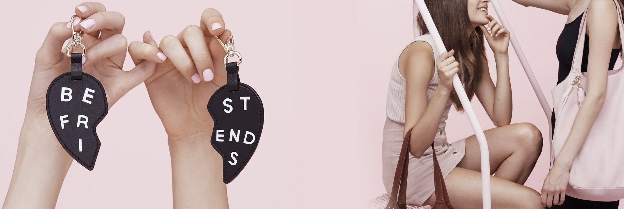 Love Pink? Then Prepare to Meet Your New Favorite Accessories Brand