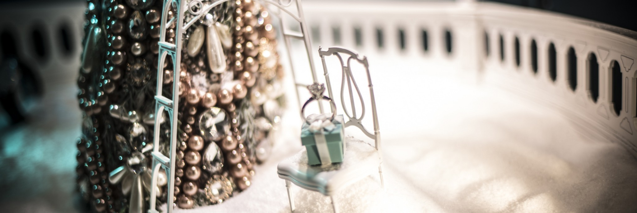 Unveiling the Magic of Tiffany & Co.'s Holiday Windows